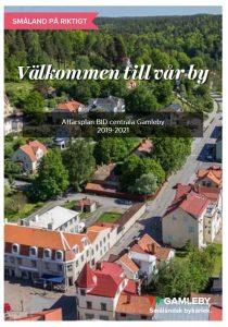 Ladda hem Affärsplan BID centrala Gamleby 2019-2021